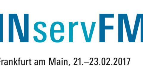 Vortrag auf der INservFM 2017