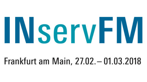 """""""Digitalisierung unternehmensübergreifender Workflows im Facility Management"""" auf der INservFM 2018"""