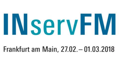 Vortrag auf der INservFM 2018