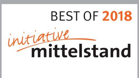 i-taros als BEST OF des INNOVATIONSPREIS-IT 2018 ausgezeichnet!